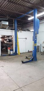 Auto Body Shop ON-LINE ONLY Coming Soon